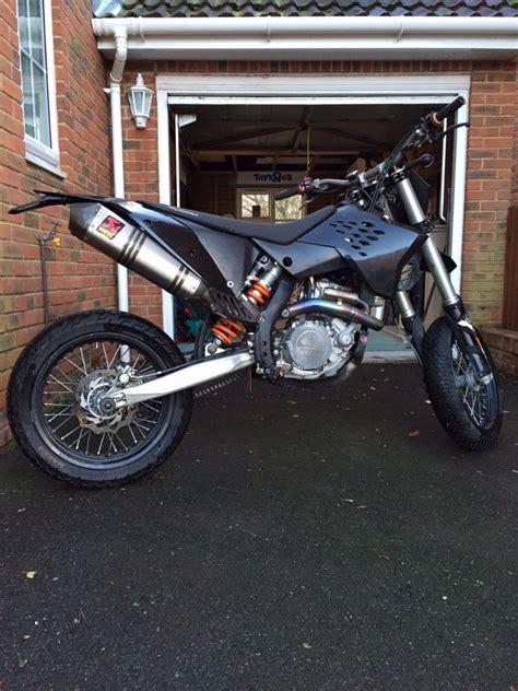 Ktm 450 Sxf Supermoto Ktm 450 Sxf Supermoto Road Tyres Kent Motorbikes