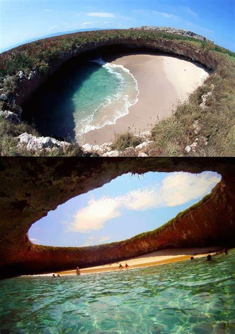 hidden beach in marieta mexico hidden beach marieta islands mexico romston com