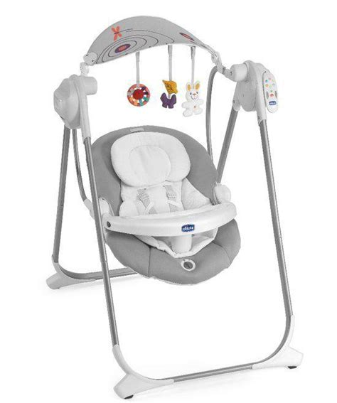 sdraietta polly swing chicco bol chicco polly swing up castelrock schommelstoel