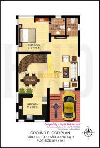 27 Sq Meters In Feet 4 bedroom house plan in less that 3 cents home kerala plans