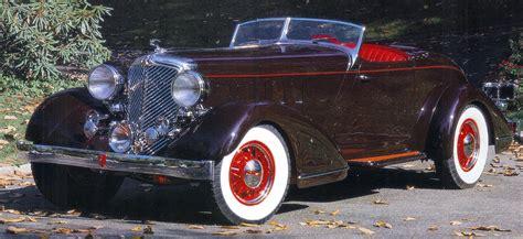 walter p chrysler jr walter p chrysler jr s 1932 chrysler imperial roadster