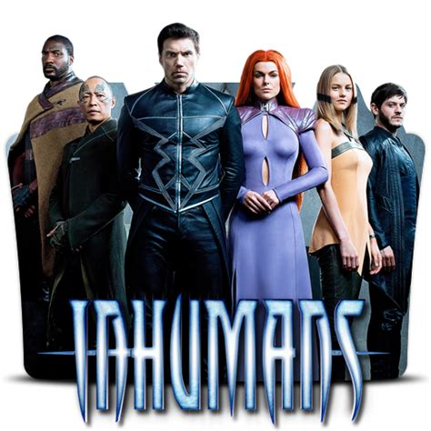 tv show 2017 inhumans abc tv series 2017 v1 by drdarkdoom on deviantart