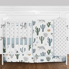 Wolf Crib Bedding Wolf Crib Bedding Gray Wolf Baby Bedding With Bumper Set Crib Sheet And Crib Skirt Mo Wolf
