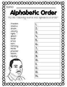 printable mlk writing paper martin luther king jr on pinterest martin luther king