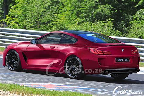 Rendering: BMW M8   Cars.co.za