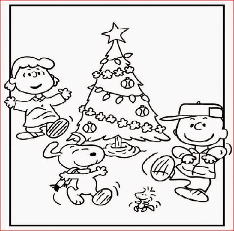 coloring pages for charlie brown christmas free printable charlie brown christmas coloring pages for