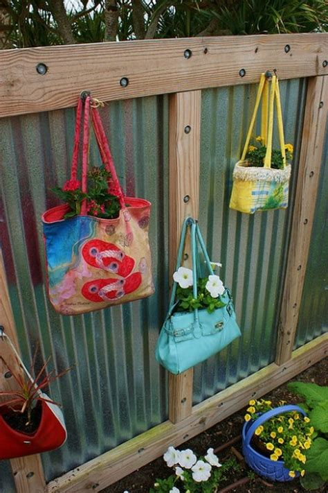 25 Ideas For Decorating Your Garden Fence How To Decorate Your Garden