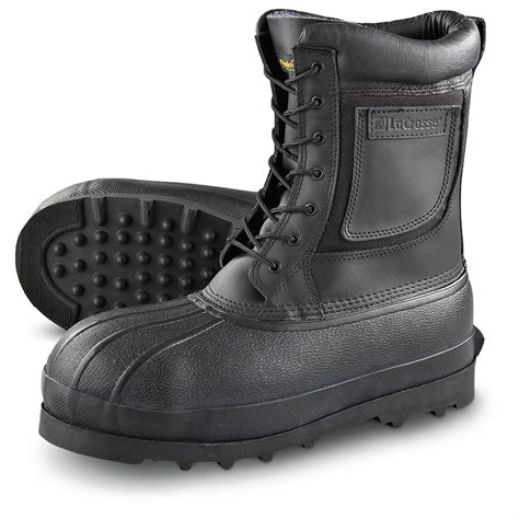 pack boots s lacrosse 174 10 quot iceberg ii safety toe pack boots