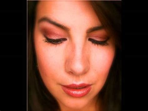 Eyeshadow Emina Purple easy mauvelous eye tutorial how to save money and do it yourself