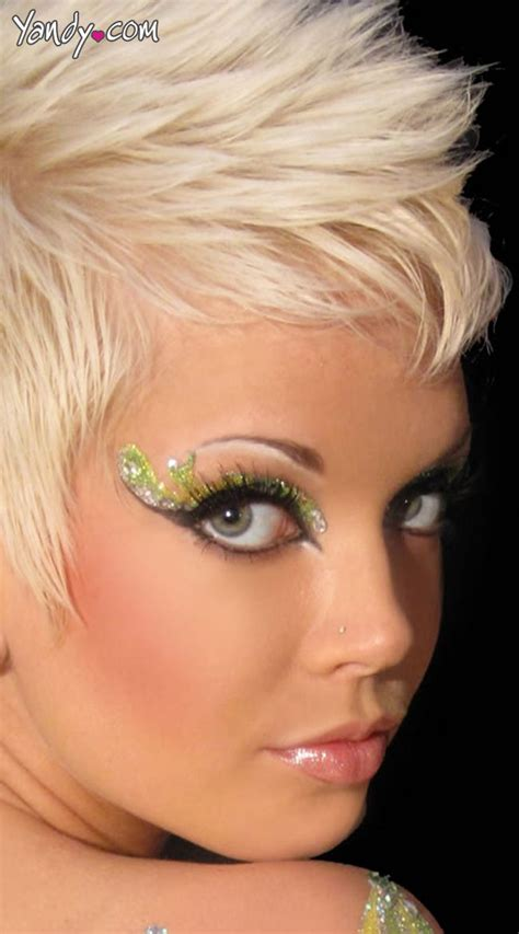 Make Up Pixy tinkerbell glitter eye tinker bell