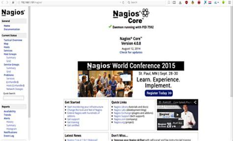 nagios install tutorial ubuntu how to install nagios 4 0 8 on ubuntu 15 04
