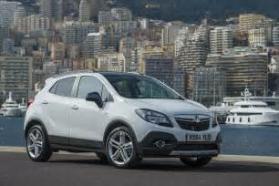 Vauxhall Mocca Vauxhall S Mokka Gets A New 1 6l Diesel And We Ve Driven It