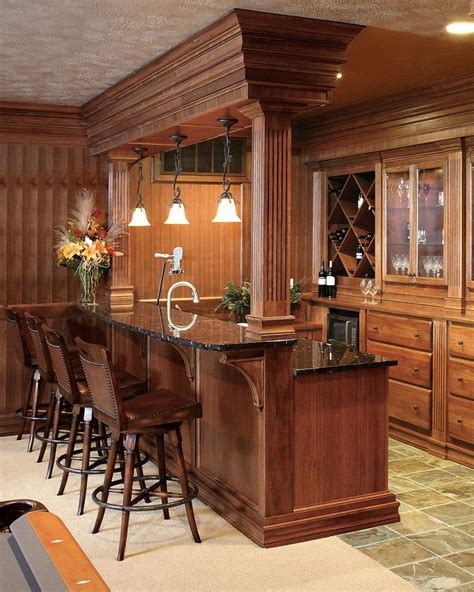 pub room bar ideas for finished basement home ideas pinterest