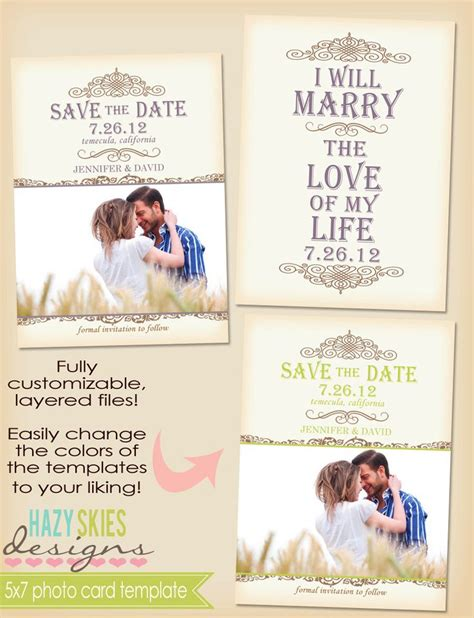 save the date cards templates photoshop 5x7 postcard template playbestonlinegames