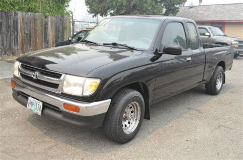 Toyota Tacoma 1997 Used 1997 Toyota Tacoma For Sale Carsforsale