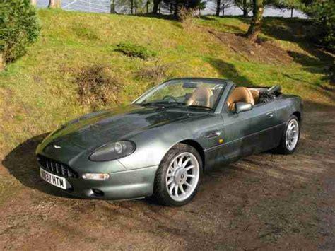 Aston Martin Db7 Convertible Aston Martin Db7 Volante 3 2 Litre Convertible Mettalic