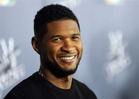 usher be usher s no limit receives a groovy makeover