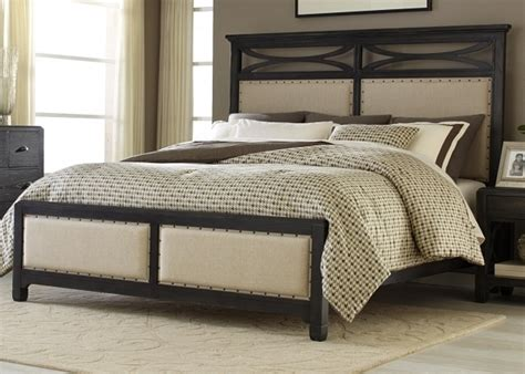Wooden Headboard And Footboard by Unfinished Wooden Cal King Bed Frame Upholstered Headboard