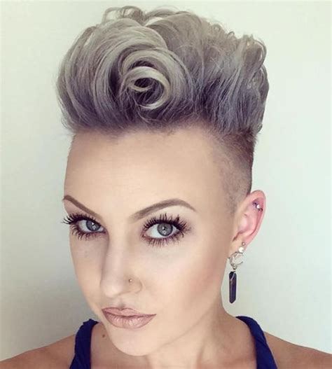 11 sophisticated and sexy short haircuts for women with gray hair 90 sexy and sophisticated short hairstyles for women