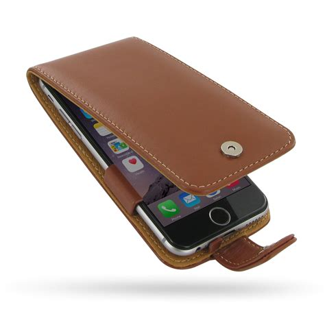 Iphone 6 6s Premium Leather Wallet Casing Cover Bumper Armor Kuat iphone 6 6s leather flip brown pdair sleeve pouch holster