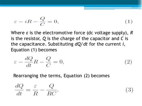 max charge on a capacitor equation capacitor energy equation nolitamorgan 28 images voltage across capacitor equation