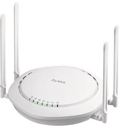 Access Point Antenna Zyxel Wac6502d E 802 11ac Dual Radio External Antenna 2x2