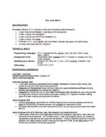 Resume Examples Usa by What S The Difference Between A U S Resume Cv And A