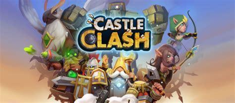 tutorial hack castle clash update castle clash the new adventure idle enemy super