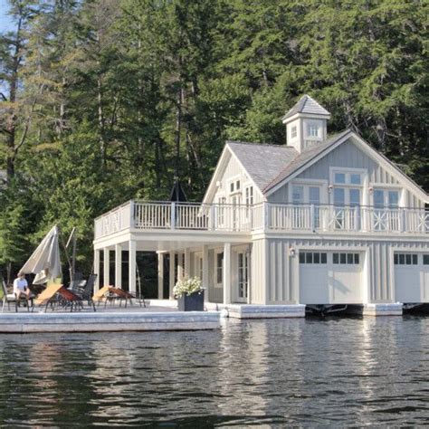 lake house boat 1000 ideas about boathouse on pinterest boat house
