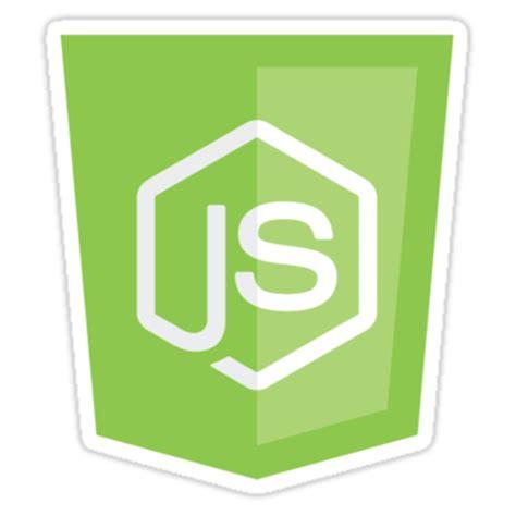 node js node js stickers and t shirts devstickers
