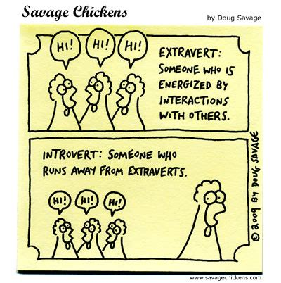 introversion vs extroversion basic tactics time