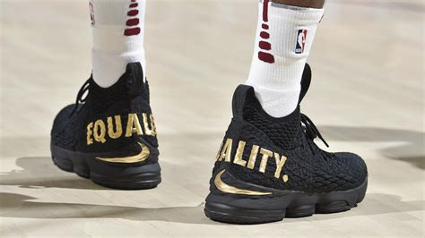 win a pair of nike lebron 15 equality sneakers nike news