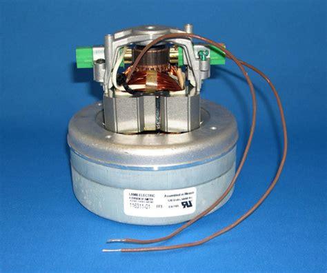 2 stage vacuum motor new genuine ametek 2 stage 5 7 quot vacuum motor 116311