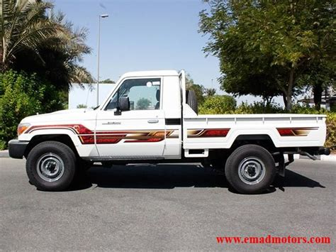 Land Cruiser Cabin Up by Toyota Land Cruiser 4 2 Diesel Single Cabin Emad