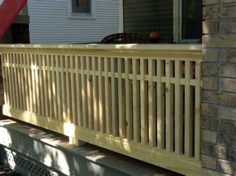 Patio Deck Railing Designs Best 25 Porch Railings Ideas On Front Porch Railings Porch Railing Plans And Deck