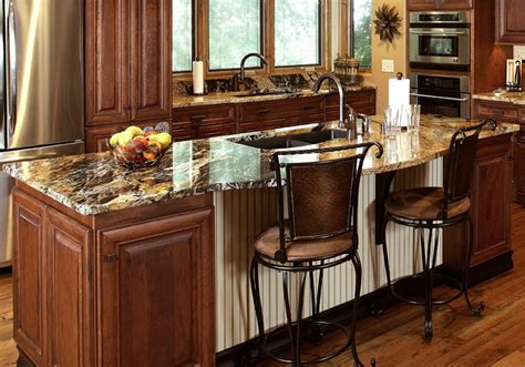 Kitchen Countertops And Cabinet Combinations Kitchen Cabinets With Gold Granite Cabinet Factory Custom Kitchens Granite And