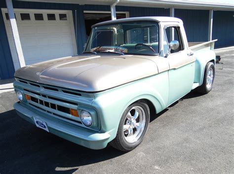 1963 ford f100 for sale 1963 ford f100 truck 302v8 automatic for sale