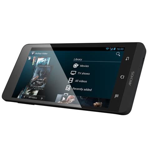 android helium archos new helium 45 and 50 smartphones offer lte on the cheap
