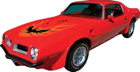 Ea Cutting Sticker Decal Code An Bd003 Bird Burung 1975 pontiac firebird parts emblems and decals classic industries
