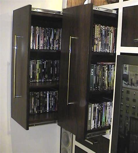 muebles cd dvd estanter 237 as para guardar dvds y cds