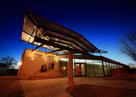 duranes elementary school baker architecture design