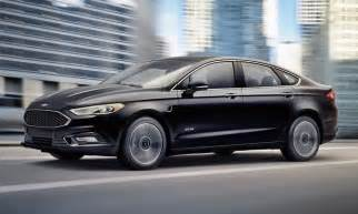 Ford Fusion Energi 2017 Ford Fusion Energi Now Travels Up To 610