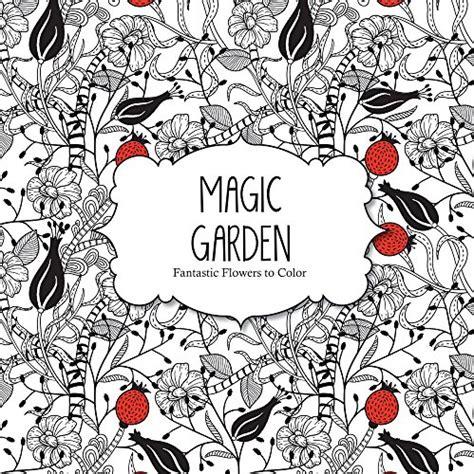 black femininity the black magic coloring book books top 10 flower garden coloring books