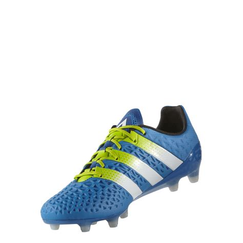 Adidas Football Adidas Ace 16 1 Fg Ag Af5085 adidas ace 16 1 fg ag in blue excell sports uk