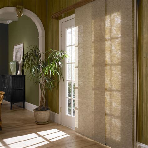 Vertical Blinds For Sliding Glass Doors Lowes by Blinds And Shades Buying Guide