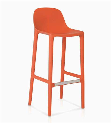 Emeco Philippe Starck Bar Stool by Philippe Starck Extends Broom Collection For Emeco With Stools