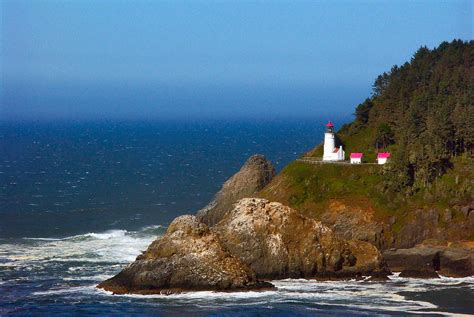 Oregon Coast Bed And Breakfast Things I Love Volume 6 Lighthouses Inside Nanabread S Head