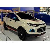 Ford EcoSport Based 3 New Concepts  Beauty Beast And Storm