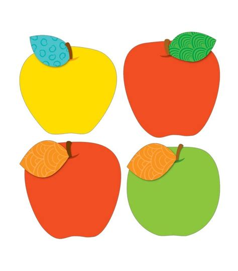 printable apple name tags decorate your classroom with these fun apple designs cut
