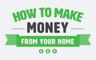 how to make money from your home gocompare